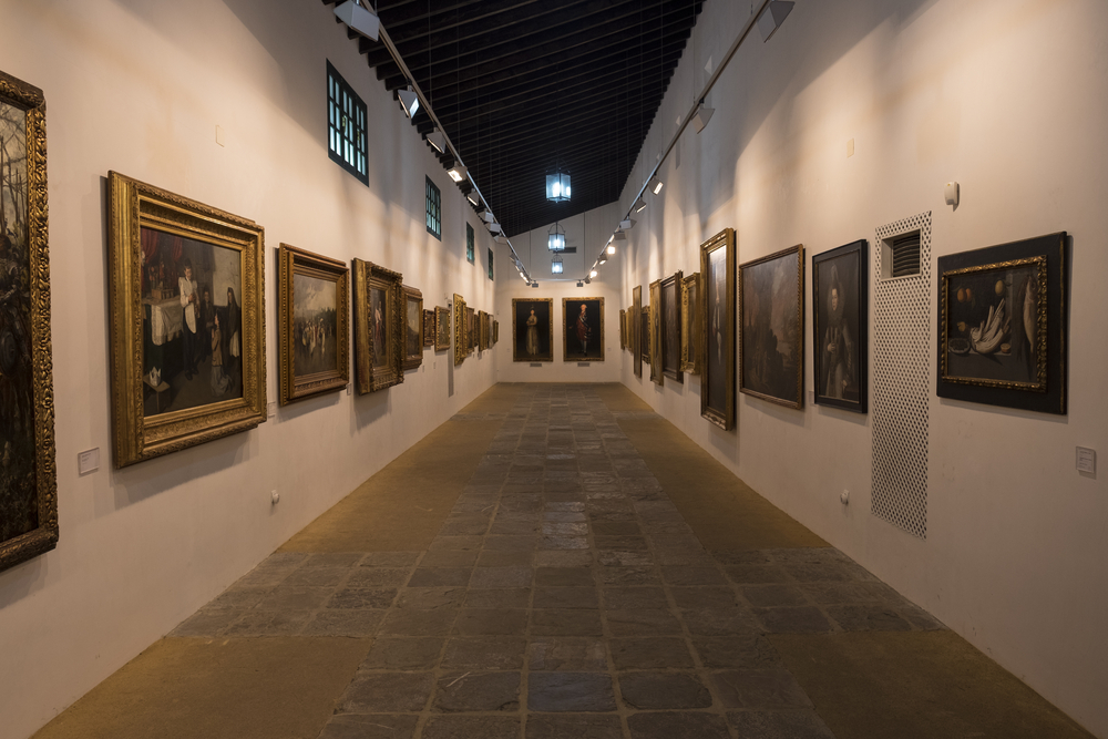 Picture Of A Gallery